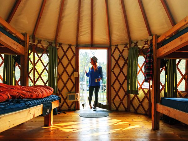 Yurt Photo Gallery 1