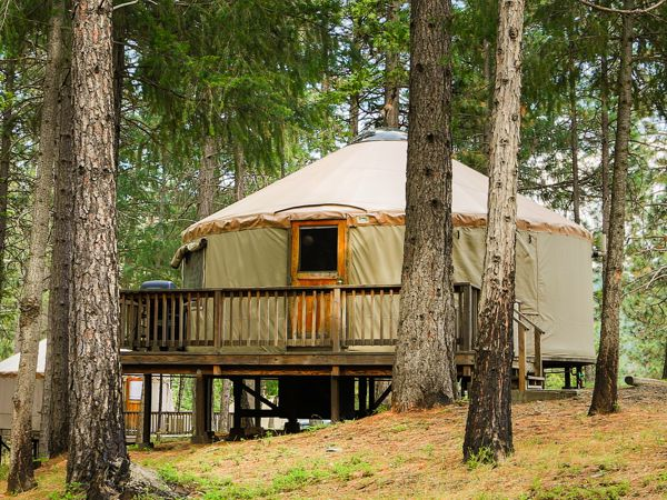 Yurt Photo Gallery 2
