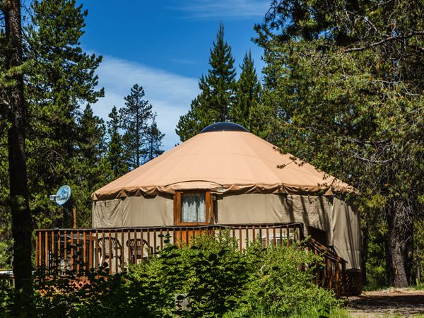Yurt Photo Gallery 6