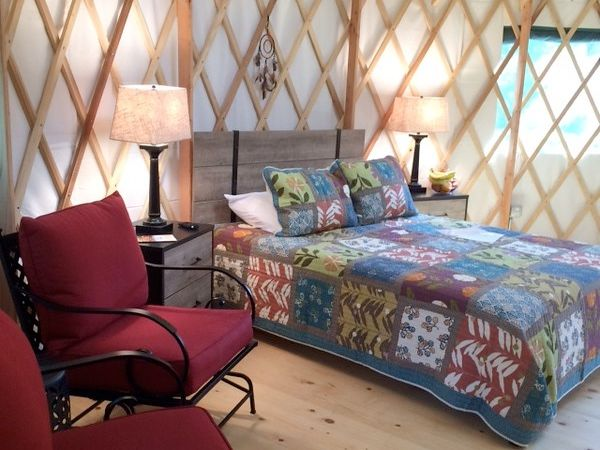 Yurt Photo Gallery 8