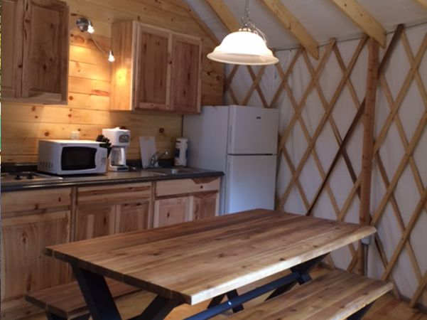 Yurt Photo Gallery 9